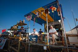 Fans at Sebring