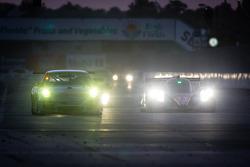 #45 Flying Lizard Motorsports Porsche 911 GT3 Cup: Nelson Canache, Spencer Pumpelly, Brian Wong, #13 Rebellion Racing Rebellion Lola B12/60 Toyota: Mathias Beche, Congfu Cheng, Andrea Belicchi