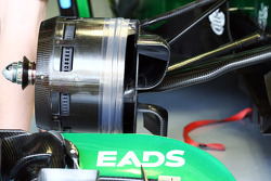 Caterham CT03 brake