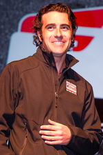 Drivers presentation: Dario Franchitti, Target Chip Ganassi Racing Honda