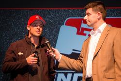 Drivers presentation: Marco Andretti, Andretti Autosport Chevrolet