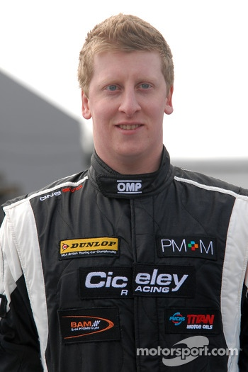 Adam Morgan, Cicely Racing