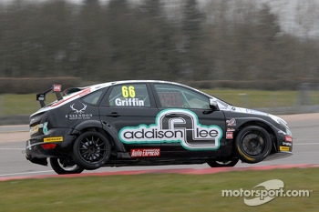Liam Griffin, Addison Lee Motorbase