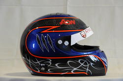 Helmet, Tom Chilton, Chevrolet Cruze 1.6 T, RML