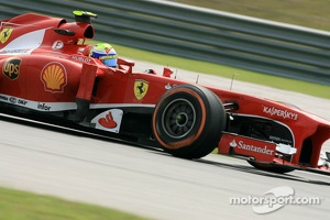 Felipe Massa, Ferrari F138