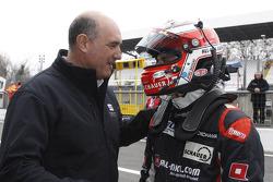 Jaime Puig, Seat with Marc Basseng, ALL-INKL.COM SEAT Leon WTCC
