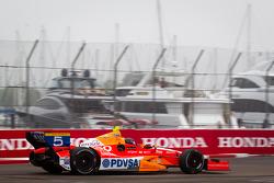 EJ Viso, Team Venezuela / Andretti Autosport / HVM Chevrolet
