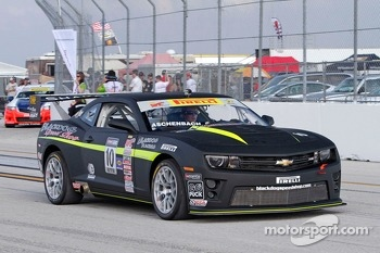 Lawson Aschenbach, Blackdog Racing, Blackdog Speed Shop Chevrolet Camaro