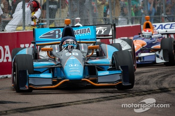 Alex Tagliani, Bryan Herta Autosport with Curb-Agajanian Honda