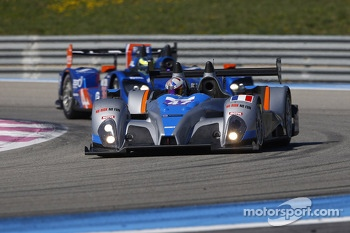 #47 Team Endurance Challenge ORECA09-FLM