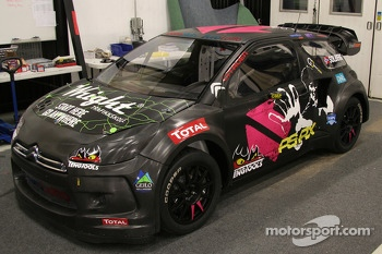 The Petter Solberg RX Team Citroën