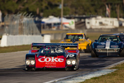 #15 1987 Porsche 962: Ray Langston, Eric van De Poele
