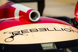 Rebellion Racing Rebellion Lola B12/60 Toyota detail