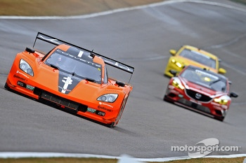 #3 8 Star Motorsports Corvette DP: Enzo Potolicchio, Stphane Sarrazin