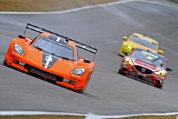 #3 8 Star Motorsports Corvette DP: Enzo Potolicchio, Stéphane Sarrazin