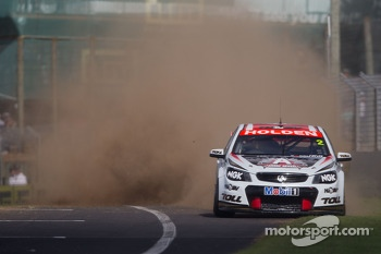 Garth Tander, the Holden Racing Team 