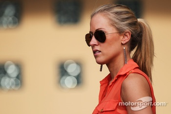Jennifer Becks, Sahara Force India F1
