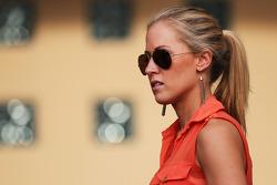 Jennifer Becks, Sahara Force India F1