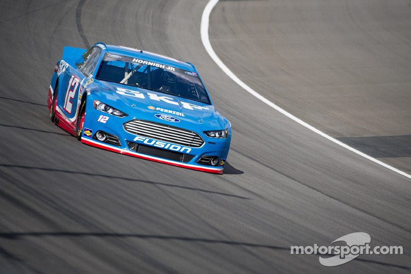 Sam Hornish Jr., Penske Racing Ford