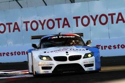 #56 BMW Team RLL BMW Z4 GTE:Dirk Muller, Joey Hand