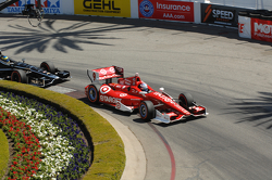 Scott Dixon, Target Chip Ganassi: Racing Honda Sebastian Saavedra, Dragon Racing Chevrolet