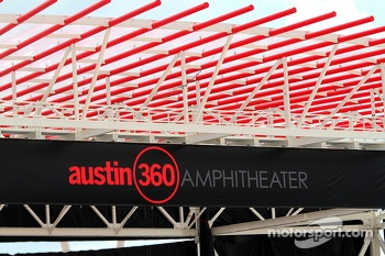 The Austin 360 amphitheater