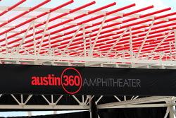 The Austin 360 amphitheater