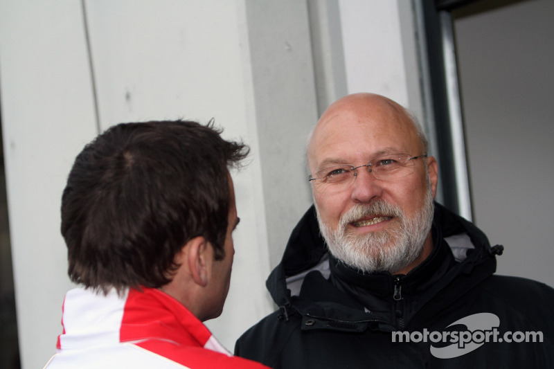 Olaf Manthey, Manthey Racing