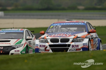 Charles Ng Ka Ki, BMW E90 320 TC, Liqui Moly Team Engstler 