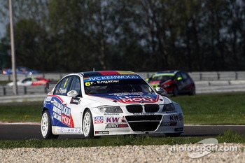Franz Engstler, BMW E90 320 TC, Liqui Moly Team 
