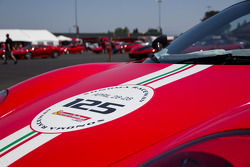 Beautiful Ferrari at Sonoma Raceway