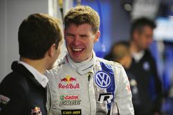 Miikka Anttila, Volkswagen Polo WRC, Volkswagen Motorsport