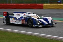 #8 Toyota Racing JPN Toyota TS030-Hybrid: Anthony Davidson, Sébastien Buemi, Stéphane Sarrazin