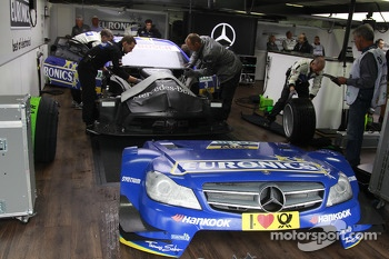 Gary Paffett, Mercedes AMG DTM-Team HWA DTM Mercedes AMG C-Coup
