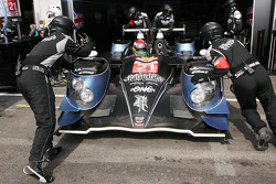 WEC: #21 Strakka Racing HPD ARX 03c-Honda: Nick Leventis, Danny Watts, Jonny Kane