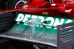 Mercedes AMG F1 W04 rear wing