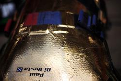 Race seat for Paul di Resta, Sahara Force India F1