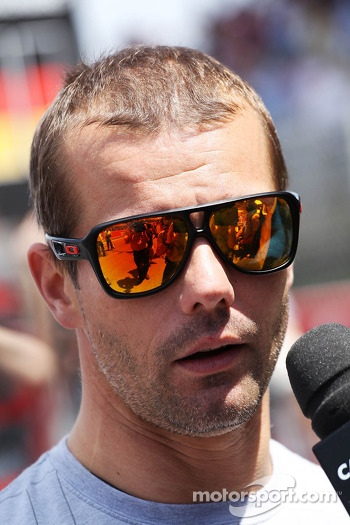 Sebastien Loeb, Porsche AG on the grid