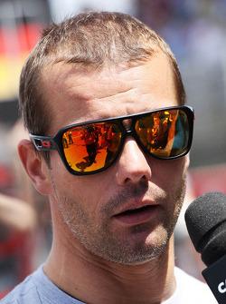Sebastien Loeb, Porsche AG on the grid