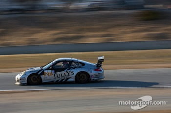 #27 Dempsey Del Piero Racing Porsche 911 GT3: Patrick Dempsey, Andy Lally