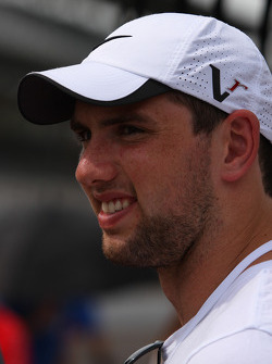Andrew Luck, quarterback for the Indianapolis Colts