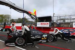 Roberto Merhi, Mercedes AMG DTM, DTM Mercedes AMG C-Coupe