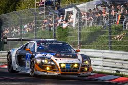 #3 Phoenix Racing Audi R8 LMS ultra (SP9): Frank Biela, Christer Jöns, Luca Ludwig, Roman Rusinov