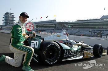 Polesitter Ed Carpenter, Ed Carpenter Racing Chevrolet