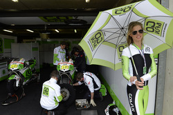 Lovely Gresini girl