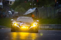 #69 Dörr Motorsport McLaren MP4-12C GT3(SP9): Peter Kox, Rudi Adams, Niclas Kentenich, Arno Klasen