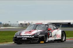 #34 Pro GT Porsche 997 GT3 R: Eric Dermont, Franck Perrera