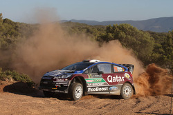 Thierry Neuville and Nicolas Gilsoul, Ford Fiesta WRC, Qatar M-Sport WRT