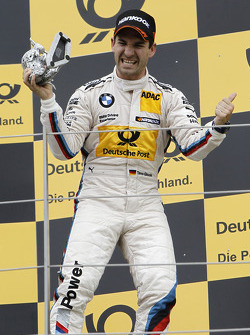 Third place Timo Glock, BMW Team MTEK BMW M3 DTM