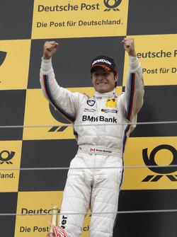 Winner Bruno Spengler, BMW Team Schnitzer BMW M3 DTM